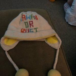 Kate Spade Hawaii or Bust winter Hat